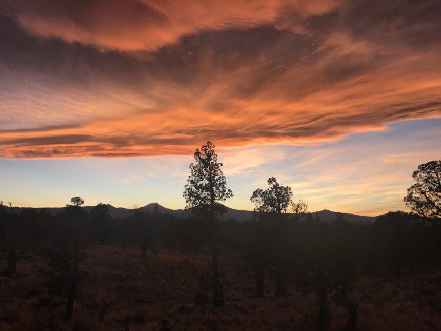 BAckyard sunset Scott McKinley 1016