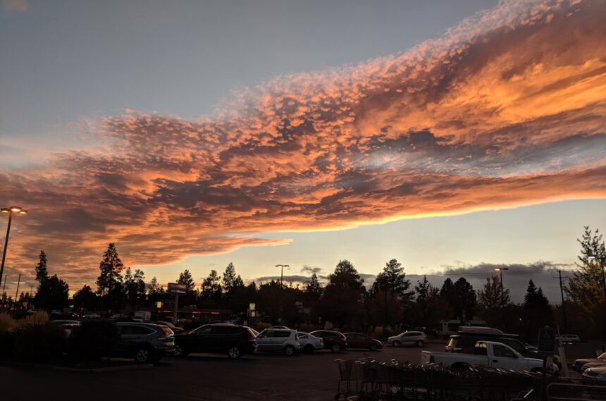 Bend sunset Todd Graves 1023