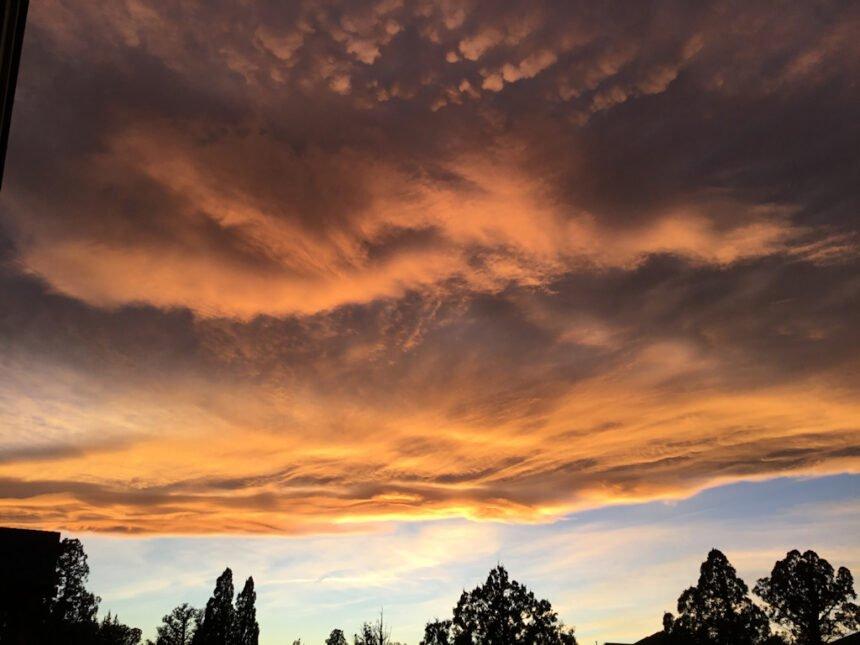 Eagle Crest deck Redmond sunset Rob Coffman 1017