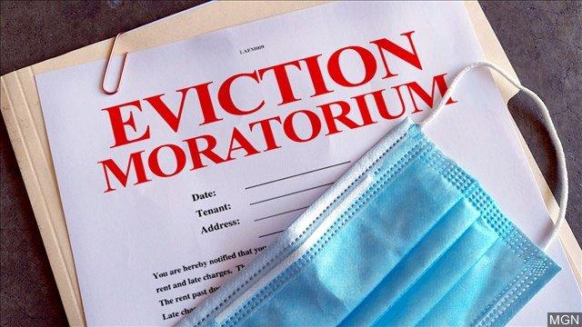 Eviction moratorium MGN.