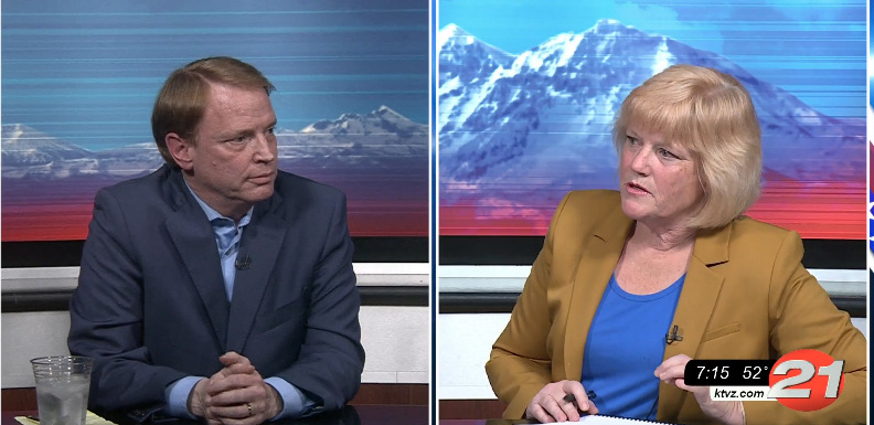 KTVZ debate Knopp Kiely 1020-2