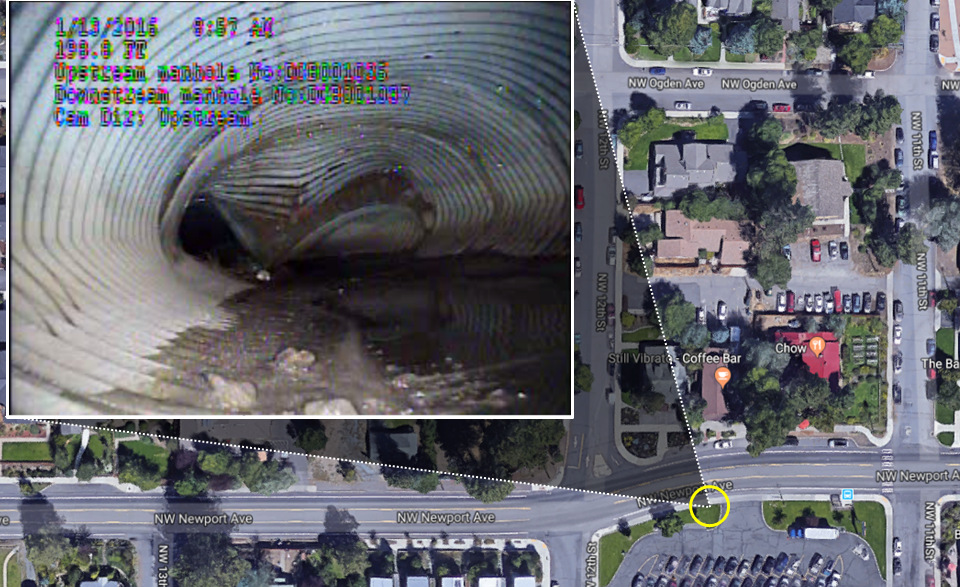 Aging water, sewer lines will be replaced in Newport Avenue corridor