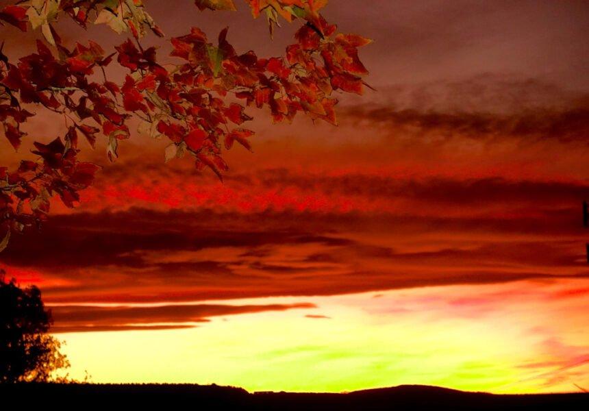 Prineville sunset Brent Bunch 1016