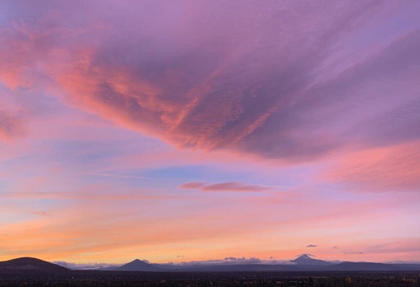 Redmond sunset Gary Linton 1019