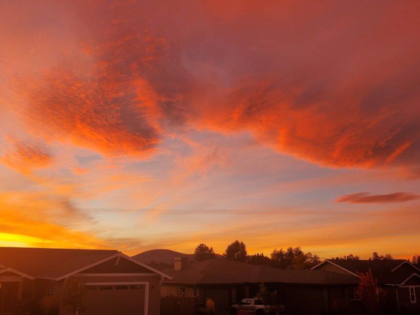 Redmond sunset Jill Engle 1019
