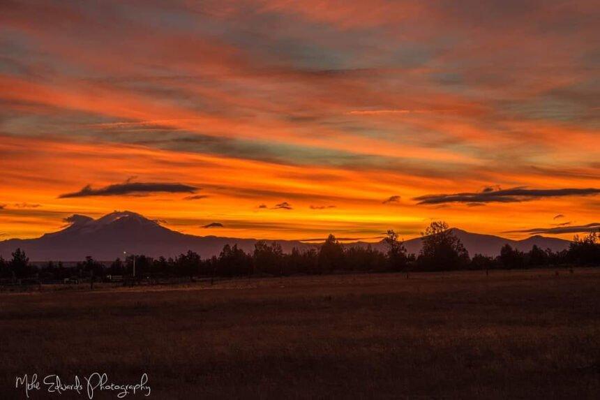 Redmond sunset Mike Edwards 1017