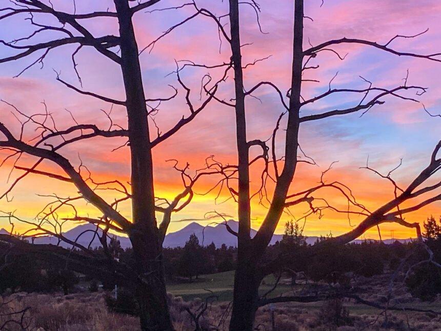 South Redmond sunset Tammy Bender 1020