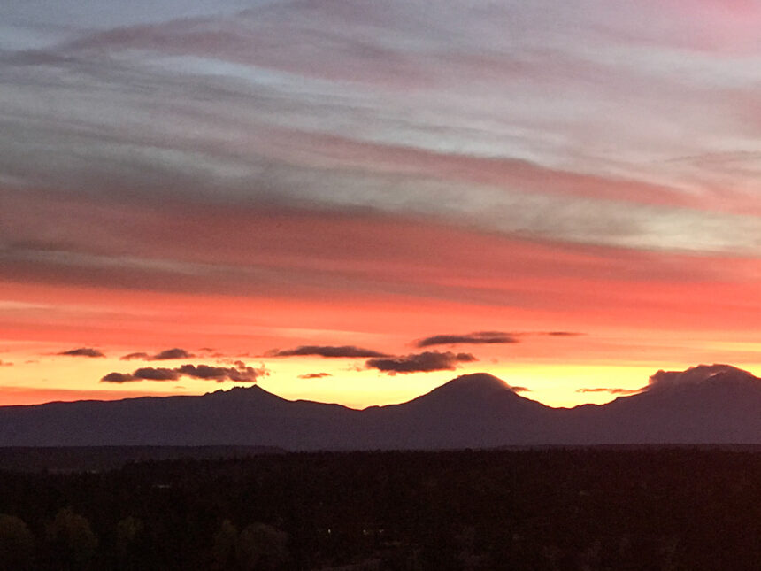 Sunset Erika Dubay