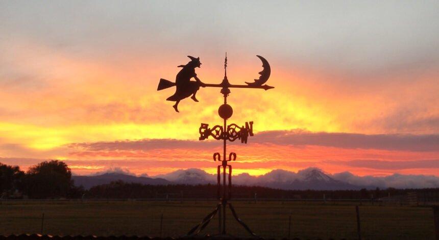 Sunset Halloween Tumalo Rona Shepherd 1013