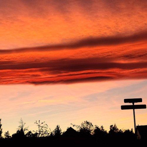 Sunset NE Bend Rick Landucci 1016