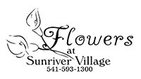 Flowers at Sunriver Village