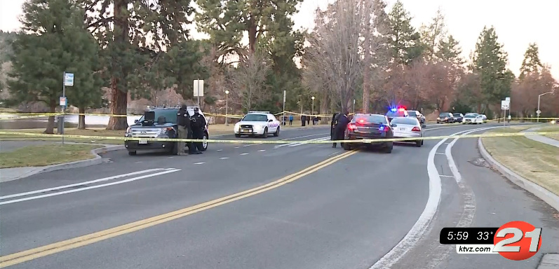 Bend NW Riverfront Street shooting scene 1119