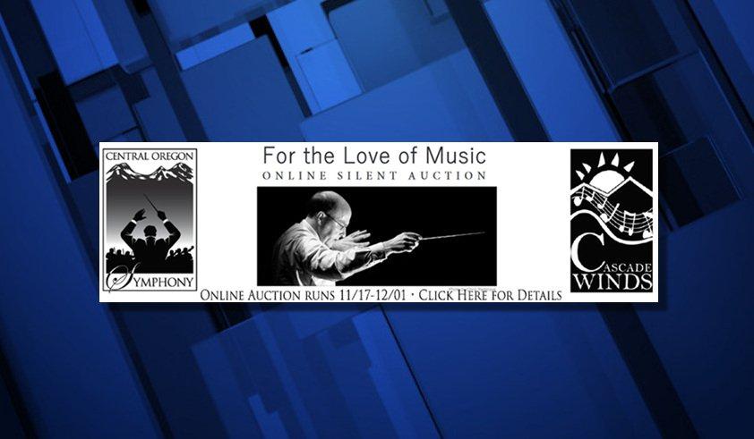 Central Oregon Symphony Online Auction