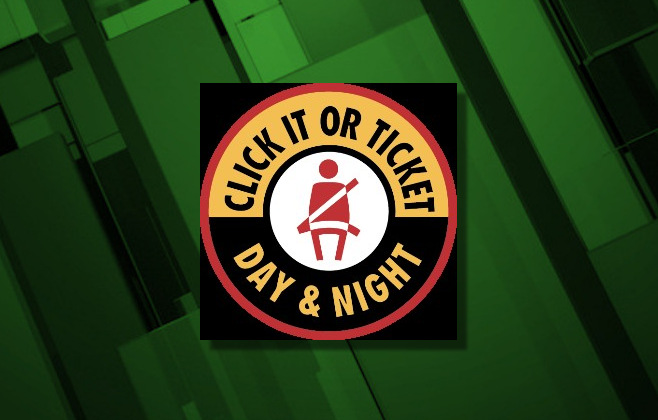 Click It or Ticket Day or Night