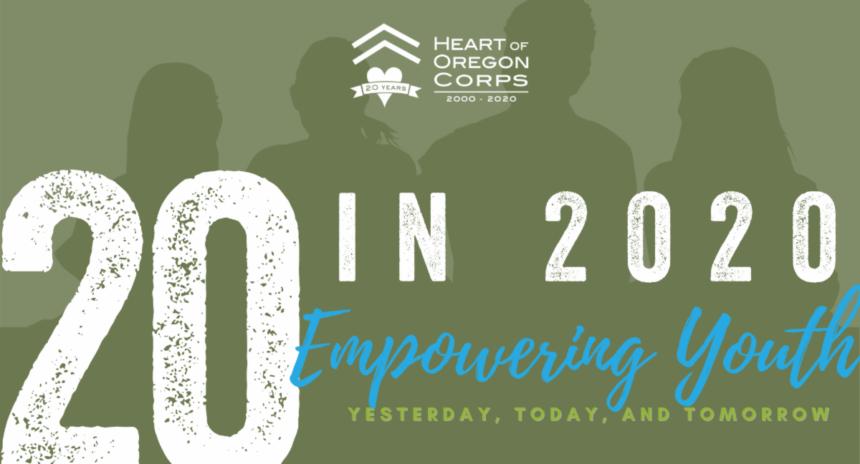 Heart of Oregon Corps 20 years