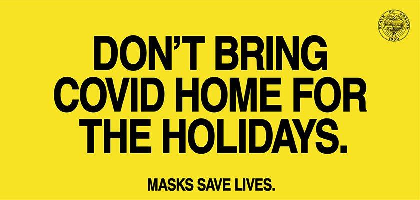 Masks Save Lives ad