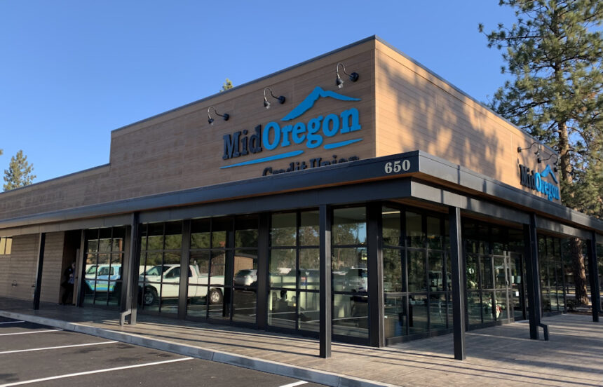 Mid Oregon new Sisters branch