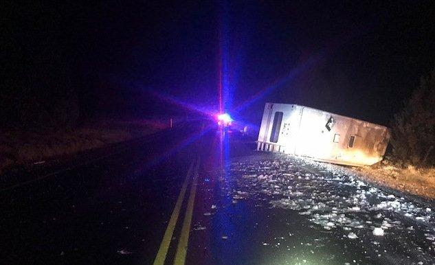 Millican Road Crash CCSO 1113-1