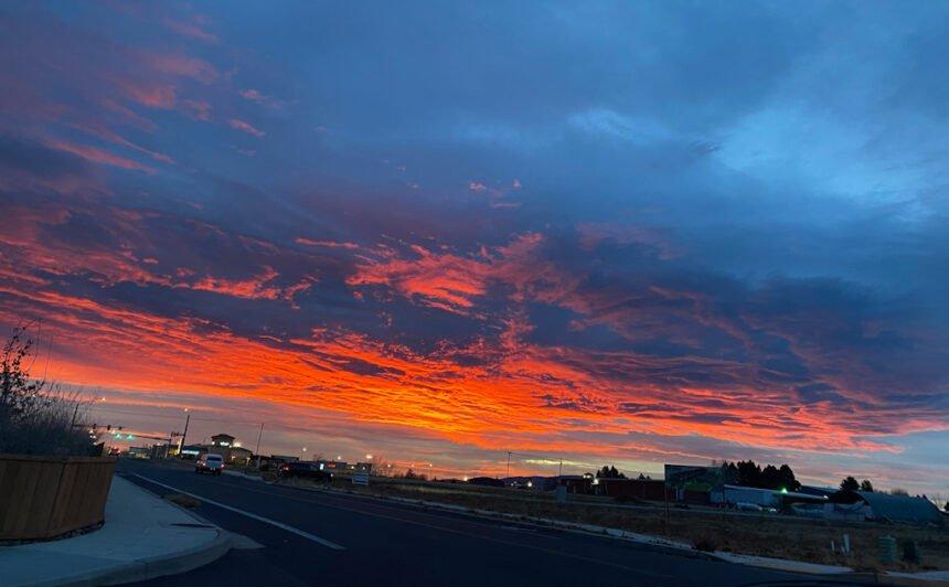 Redmond sunset Isabella Ellis 1117