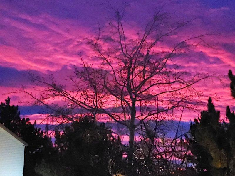 Sunrise Bryce Ashbaugh