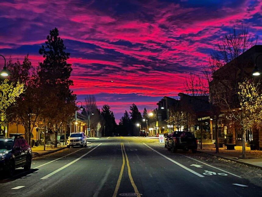 Sunrise NW Crossing Steve Jones 1118