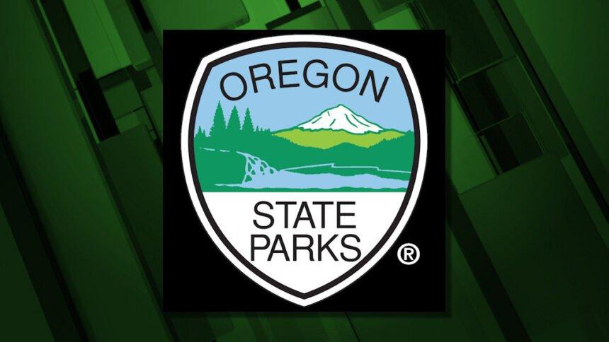 Oregon state parks new logo