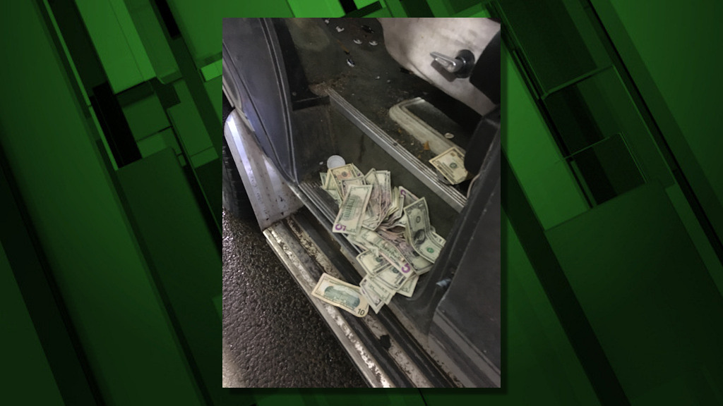 Police say cash stolen from SE Bend store was found in suspect's van at time of his arrest in Sunriver on Saturday