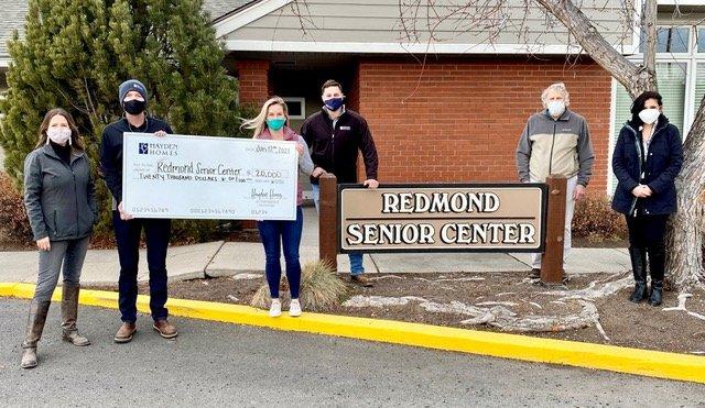 Hayden Homes Redmond Senior Center
