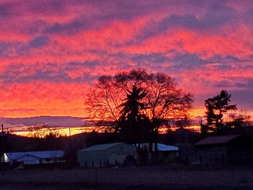 Prineville sunrise Barbara Shrader 115