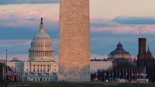 National Mall will be closed on Inauguration Day due to ...
