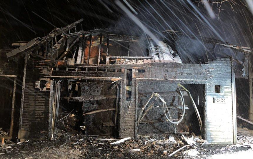 Black Butte Ranch fire 226-2