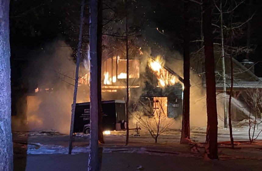 Black Butte Ranch fire 226