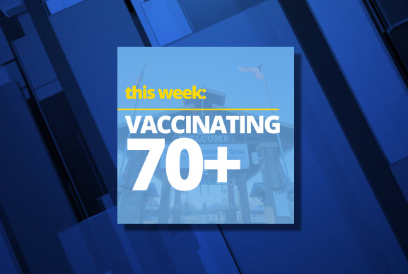Deschutes County's 3,140 70+ COVID vaccine appointments filled up in just 2 hours - KTVZ