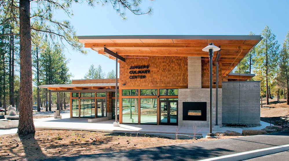 Jungers Culinary Center at Central Oregon Community College in Bend