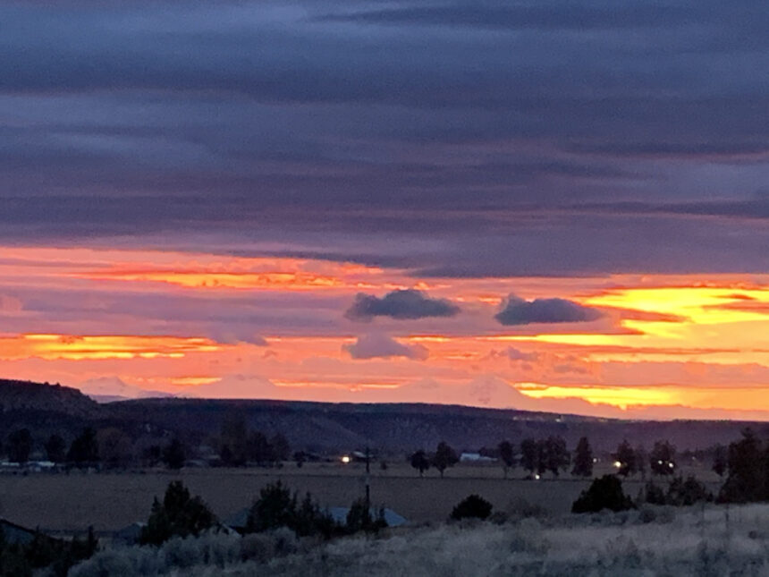 Prineville sunset Patrice Bolton