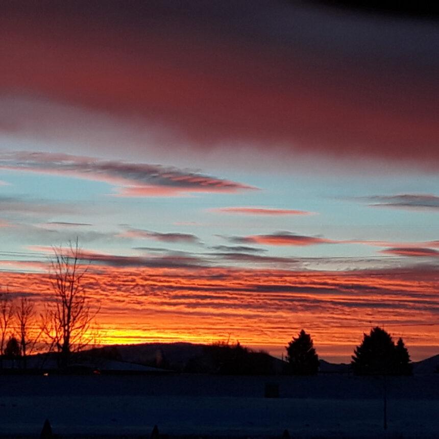 Redmond sunset Stacey Burgett