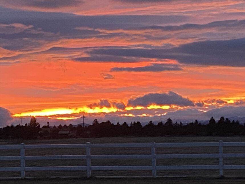 SE Bend sunset Martha Schuur 221