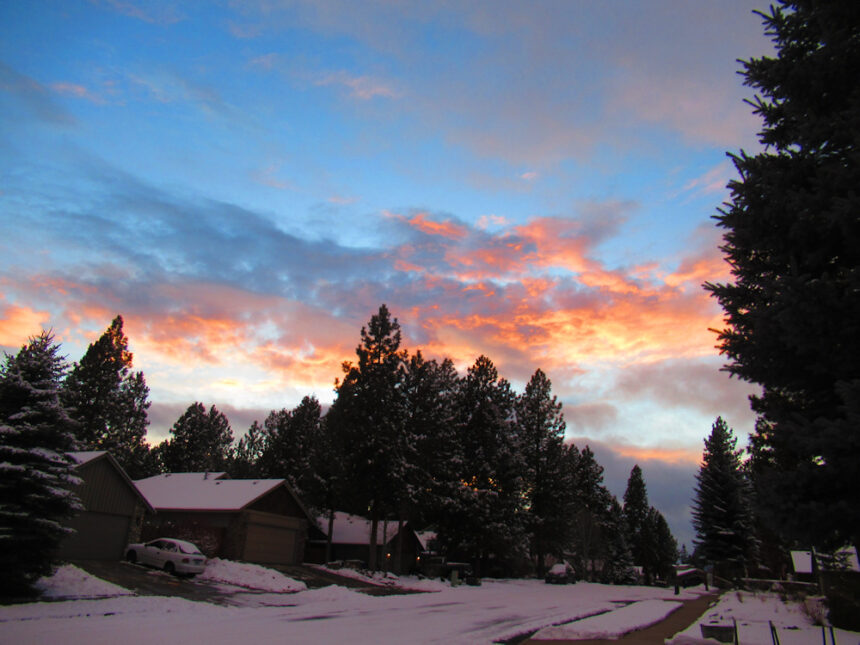SW Bend sunset Patricia Cohen 124