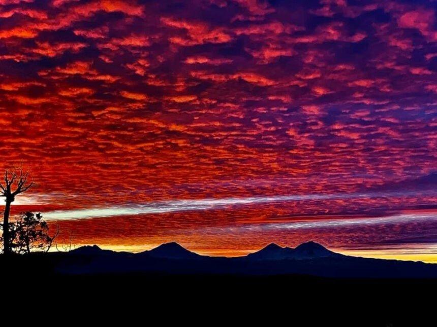 Dazzling sunset Henry Helmholtz 31