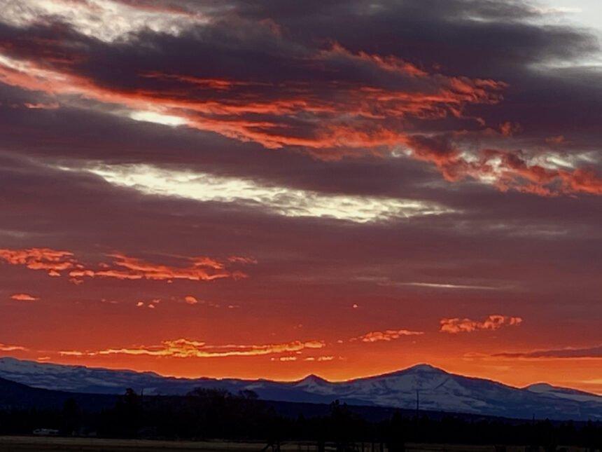 Redmond sunset Jim Lowrie 31