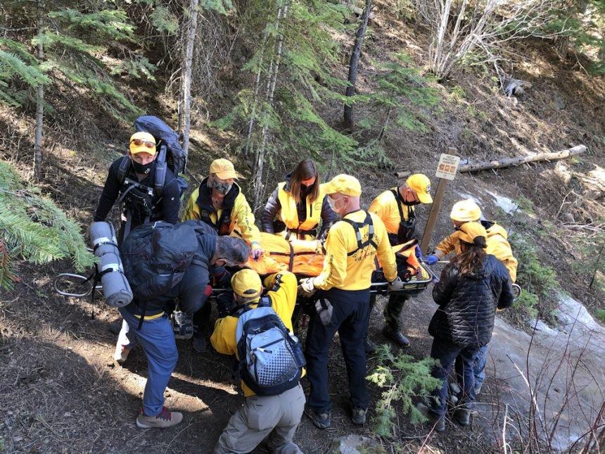 Benham Falls rescue DCSO SAR 411-1
