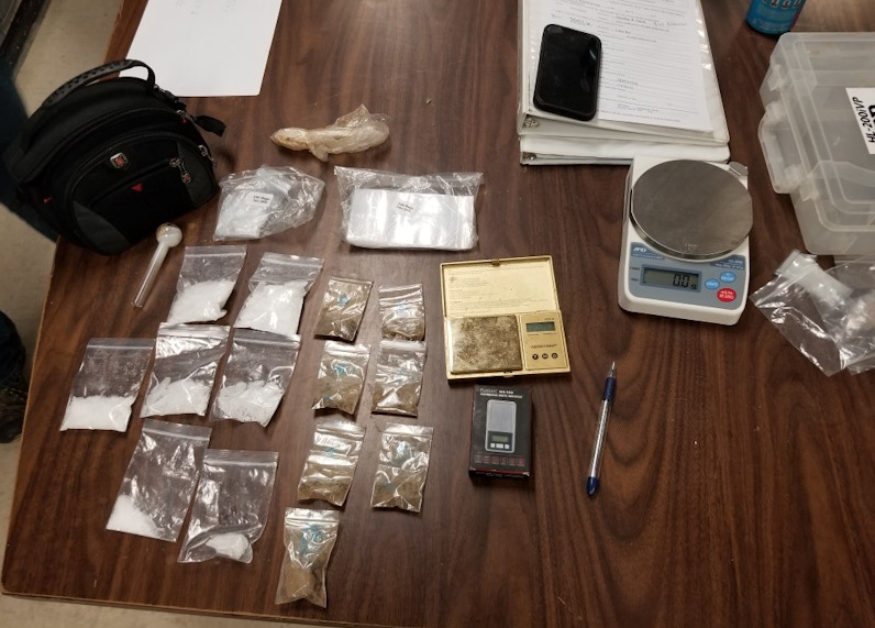 Drug agents seized heroin, methamphetamine in Hwy. 97 traffic stop south of Madras