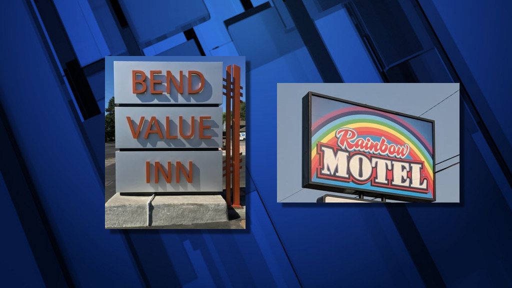 City of Bend to consider 2 NE Bend motels for converting into temporary transitional shelter - KTVZ