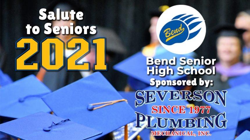 Salute to Seniors 2021 - Bend Senior High School v2
