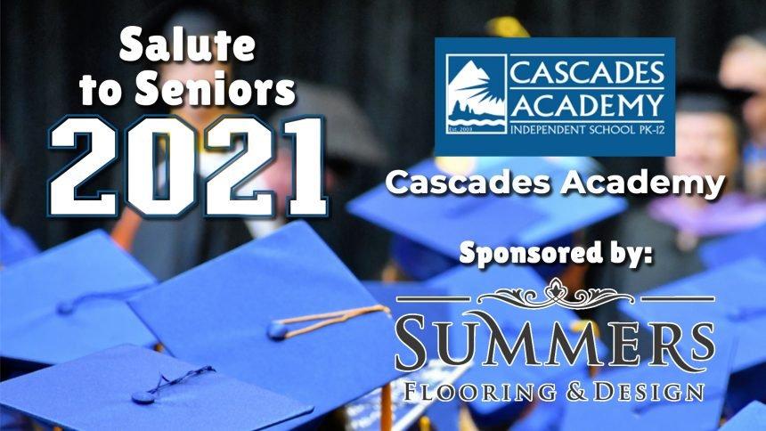 Salute to Seniors 2021 - Cascades Academy