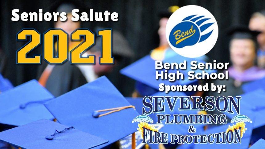 Senior Salute 2021 - Bend Senior High School