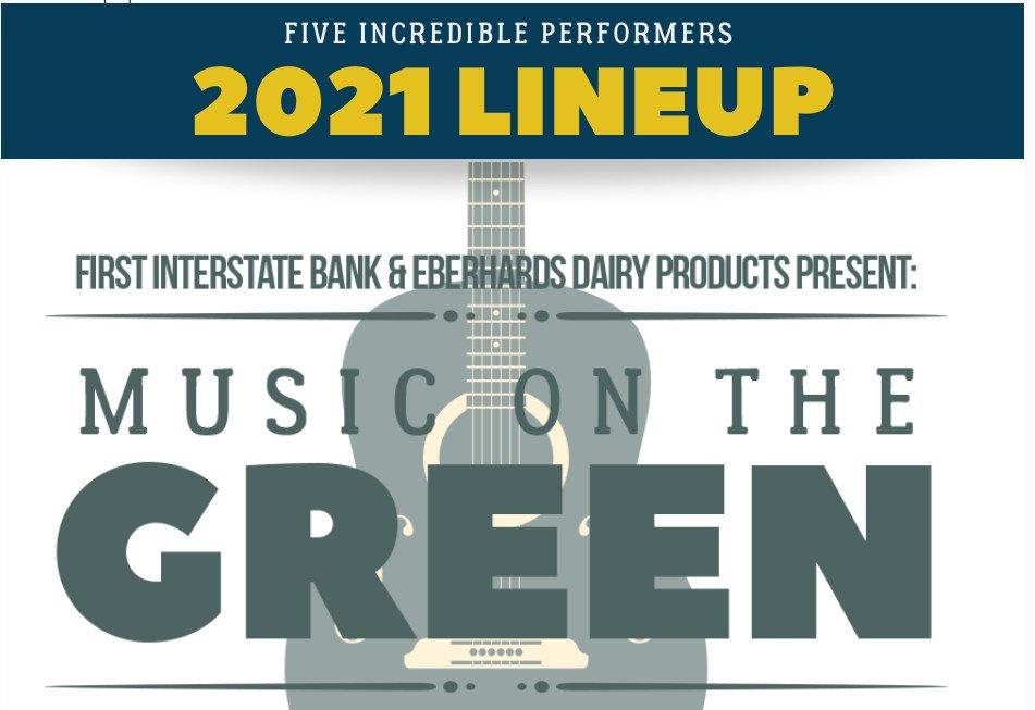 Music on the Green, Redmond's free summer concert series, returns at new Fairgrounds spot - KTVZ