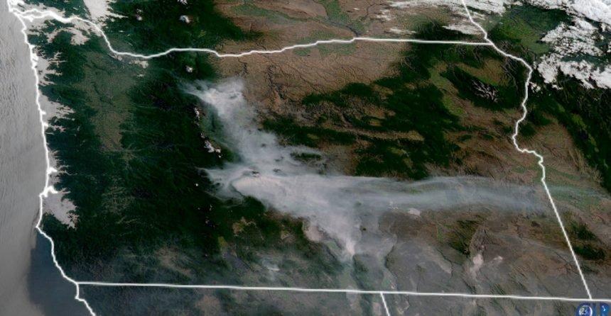 Oregon smoke CTWS Fire Management 620