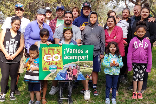 Vámonos Outside is an organization that was created to connect, engage and inspire our Latinx families and community members into the outdoors, throughout Central Oregon