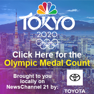 Click Here for the Olympic Medal Count